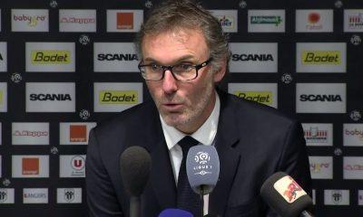 """Laurent Blanc """"apprécie beaucoup"""" cette """"victoire dans la difficulté"""""""
