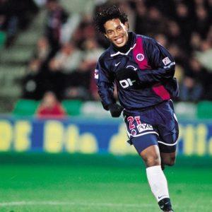 """PSG/ASM - Ronaldinho """"j'ai hâte d'y être pour voir l'émotion que je vais ressentir"""""""
