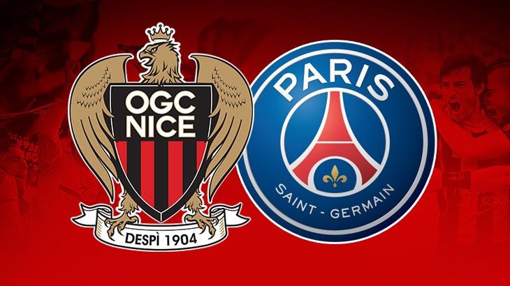 Ligue 1 - Des banderoles anti-Qatar lors de Nice - PSG Les supporters démentent