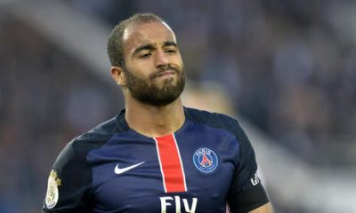 """Lucas """"aujourd'hui ne pense qu'au Paris Saint-Germain"""""""