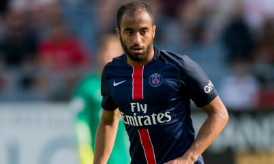 """Lucas : """"Je suis sûr que le Paris Saint-Germain est sur la bonne voie. J'y crois !"""""""