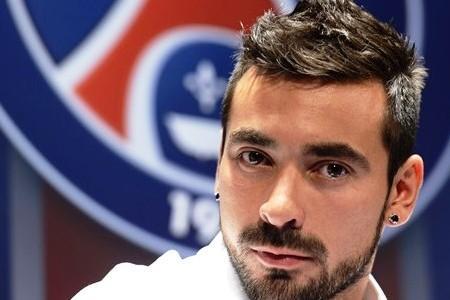 """Lavezzi """"beau d'être dans une très grosse équipe comme Paris mais si tu ne joues pas, ça ne sert à rien."""""""