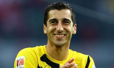 Mercato - Le PSG s'intéresserait à Mkhitaryan, selon SportBild