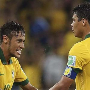 Thiago Silva : Neymar plutôt que Ronaldo, il lui a déjà parlé de venir au PSG