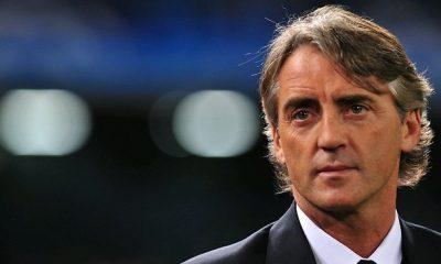 """PSG / City - Roberto Mancini: l'absence de Kompany """"plus pénalisante que celle de Verratti"""""""
