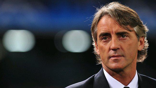 """Mancini """"Il n'y a absolument rien de concret avec le Paris Saint-Germain"""""""