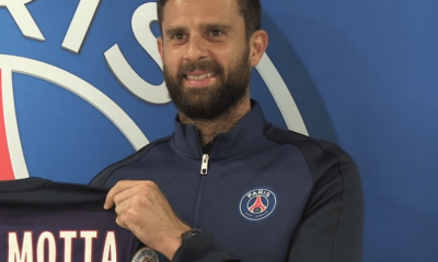 """Thiago Motta se voit finir au PSG """"ma maison, je m'y sens important"""""""