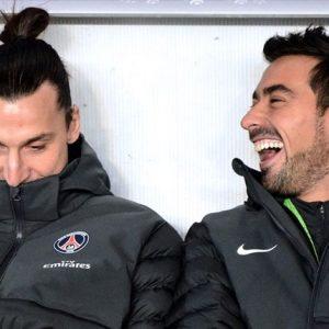 Zlatan Ibrahimovic aimerait jouer en Premier League, selon le Corriere Dello Sport