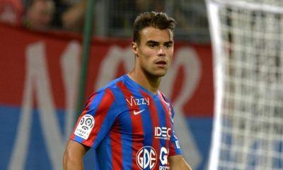 Ligue 1 - Damien Da Silva (Caen) veut «terminer en beauté contre le PSG »