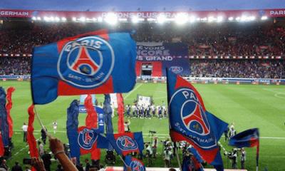Ligue 1 - Le PSG toujours 2e au classement des tribunes