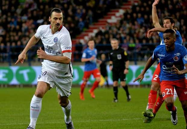 """Ibrahimovic se sent """"prêt"""" et approuve la rotation d'effectif"""