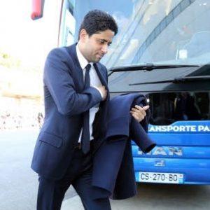 """Le PSG a """"entendu"""" Serge Aurier mais ne souhaite pas communiquer à ce sujet"""