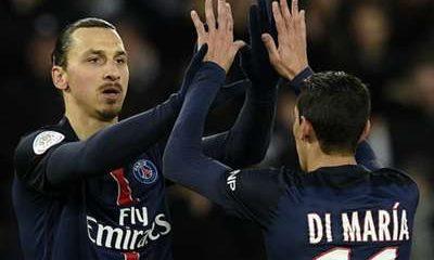 Ibrahimovic vainqueur du top buts de la 23e journée sur le site de L'Equipe