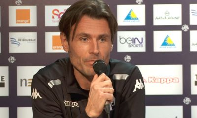 Ligue 1 - Arribagé quitte son poste d'entraîneur du TFC