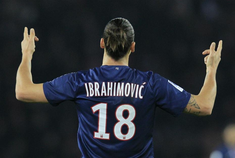 """Chabal : Zlatan """"Il m'a dit que c'était un peu dur au début"""" au PSG"""
