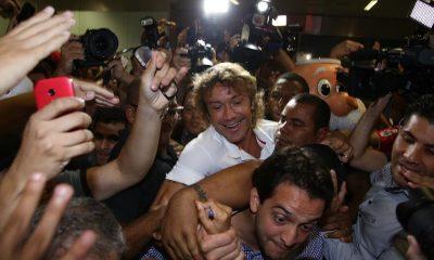 Anciens – Lugano accueilli follement à Sao Paulo
