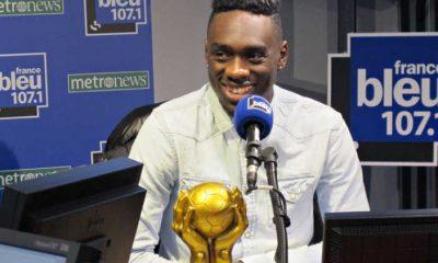 Roli Pereira, Christopher Nkunku et Odsonne Edouard nominés pour le Titi d'Or 2015