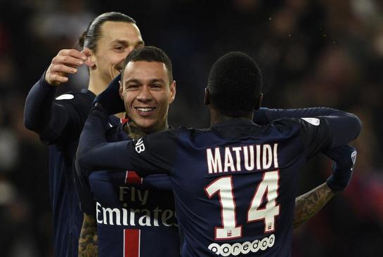 Ligue 1 - 2 buts du PSG dans le top 5 de la 22e journée