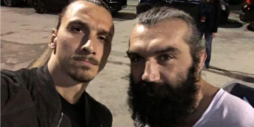 L'idée de Zlatan aux Enfoirés «Elle est née dans la tête de l'acteur Michaël Youn»