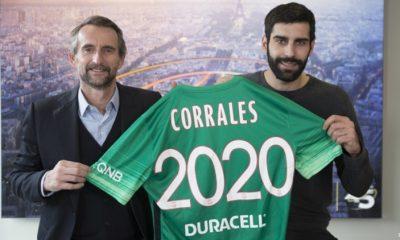 Hand - Paris prépare le futur et attire Corrales pour 2017 !