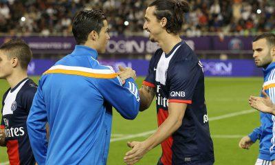 Verratti souhaite jouer avec Ronaldo et Ibrahimovic