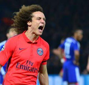 """Chelsea / PSG : David Luiz """"la chose la plus importante va être de se qualifier"""""""