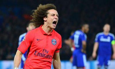 """LDC - David Luiz : """"Je n'ai aucune envie de fêter un but contre Chelsea"""""""