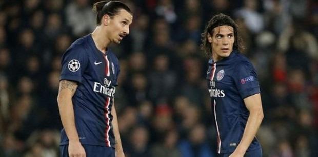"""Cavani: des problèmes avec Ibrahimovic? """"C'est de la spéculation de la presse"""""""