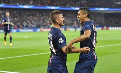 """Unai Emery : Verratti """"Avec Marquinhos, c'est l'âme du PSG"""" et ils ne partiront pas"""