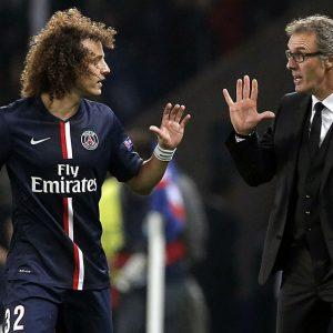 """Blanc """"David Luiz peut être une alternative"""" au milieu de terrain du PSG"""