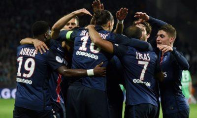 Saint-Etienne-PSG: Les notes des Parisiens