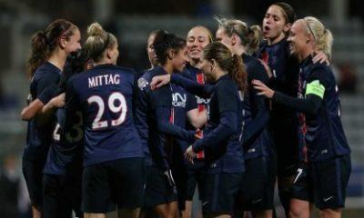 Féminines - La demi-finale de UWCL PSG/OL se déroulera à Charléty