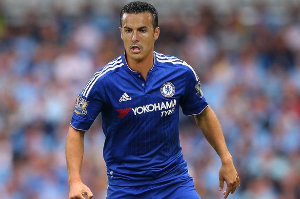 LDC - Pedro (Chelsea) sort après quelques minutes de jeu contre Southampton