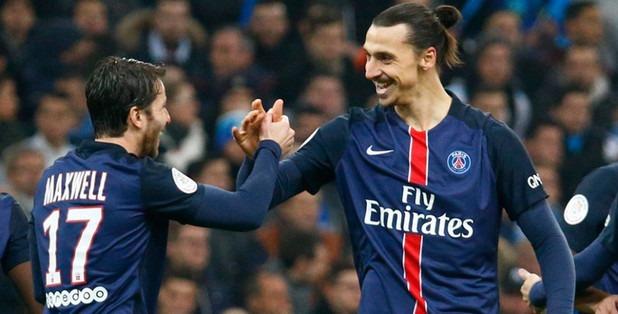 """Ibrahimovic """"nous jouons les uns pour les autres, voici l'état d'esprit de l'équipe"""""""