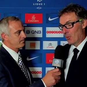 Laurent Blanc Zone mixte