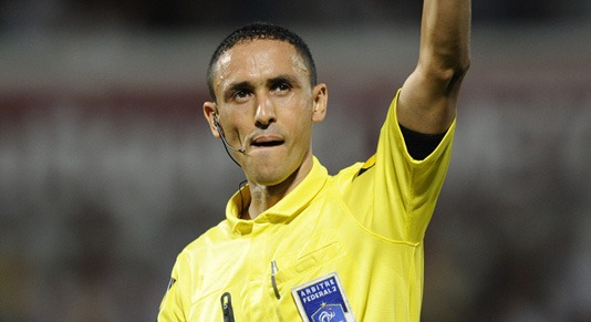 Ligue 1- PSG FCL, Hakim Ben El Hadj au sifflet