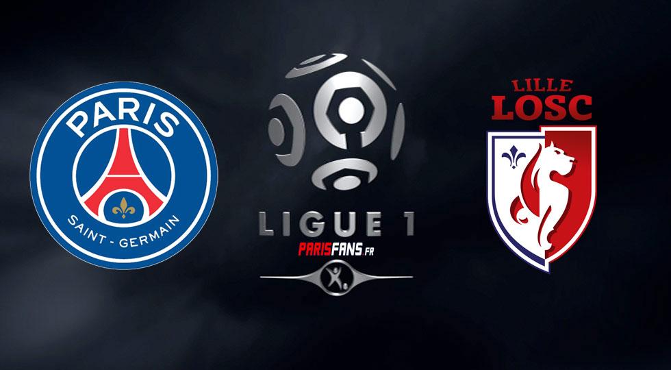 Ligue1 PSG-LOSC