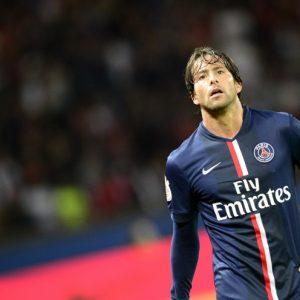 """L'Equipe: """"Le PSG a tenté de naturaliser Maxwell"""", pas prolongé à cause de la place d'extracommunautaire"""
