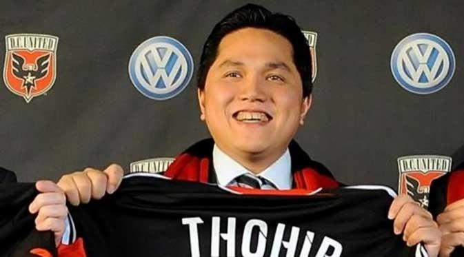 Nasser Al-Khelaïfi invite Thohir (Inter de Milan) à PSG Chelsea