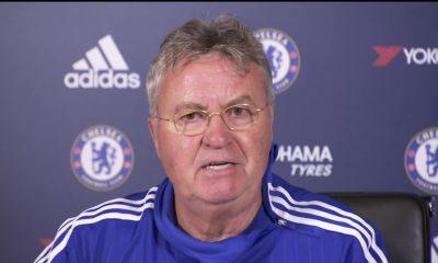 Chelsea / PSG - Hiddink annonce le probable forfait de Terry, Diego Costa et Pedro devrait jouer