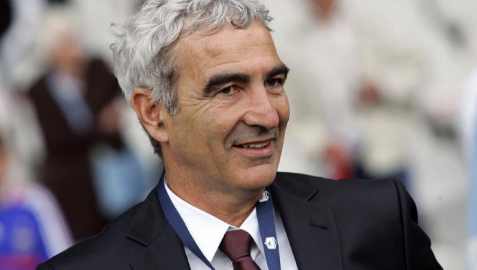 """PSG/Nancy - Domenech sent que Verratti """"n'a jamais été aussi proche d'inscrire un but"""""""