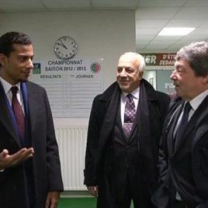 Sedan annonce vouloir être un concurrent sur le terrain du Paris Saint-Germain