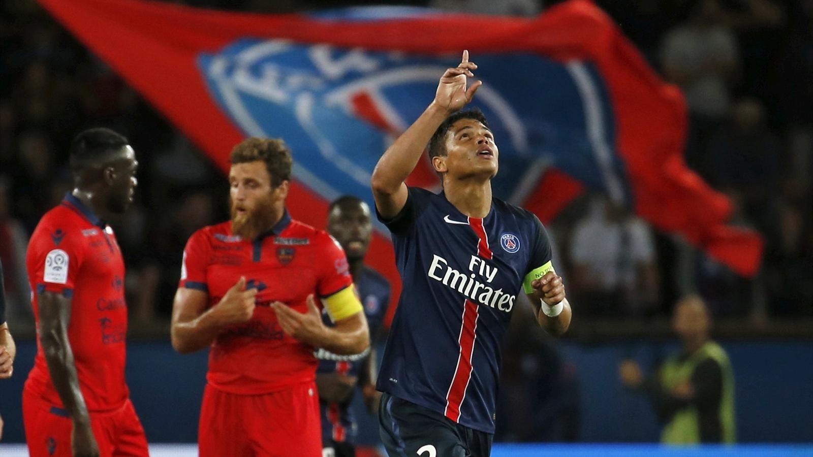 """Thiago Silva : Le Parc est """"différent"""" du Maracana ou San Siro, mais """"c'est ma maison"""""""