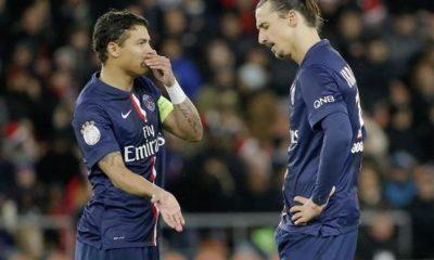 """Thiago Silva : gagner la LDC """"Nous savons que c'est possible""""; """"Quand je parle, tout le monde m'écoute. Même Zlatan"""""""