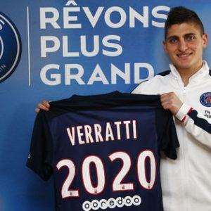Marco Verratti prolonge au PSG jusqu'en 2020, c'est officiel!