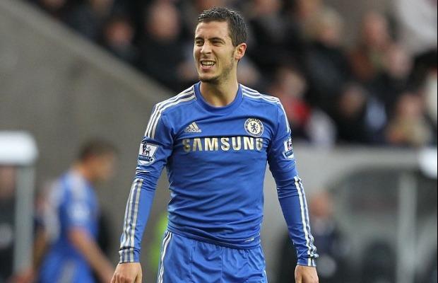 """Eden Hazard """"n'a jamais dit qu'il voulait jouer pour le PSG"""" affirme son père"""