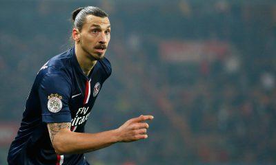 Zlatan une nouvelle fois élu joueur du mois sur le site officiel du PSG