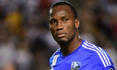 """Didier Drogba vole au secours d'Aurier """"nous avons tous fait des erreurs!"""""""