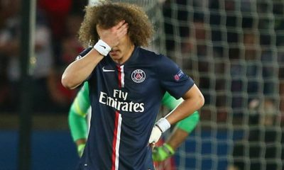 David Luiz «On n'a pas joué comme d'habitude»