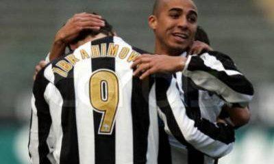 """Trezeguet : Ibrahimovic """"Il fait partie des joueurs qui m'ont impressionné"""""""